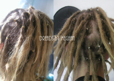 dreads bijwerken - dreadlock onderhoud - uitgroei bijwerken - losse haren dreads - Lock Solid Rotterdam (12)
