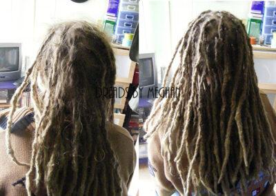dreads bijwerken - dreadlock onderhoud - uitgroei bijwerken - losse haren dreads - Lock Solid Rotterdam (4)