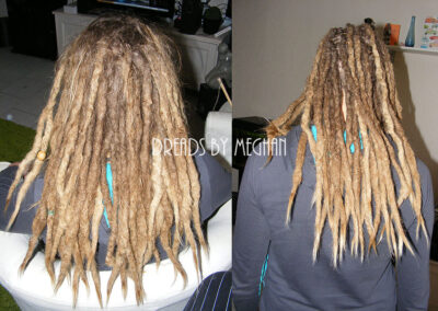 dreads bijwerken - dreadlock onderhoud - uitgroei bijwerken - losse haren dreads - Lock Solid Rotterdam (97)