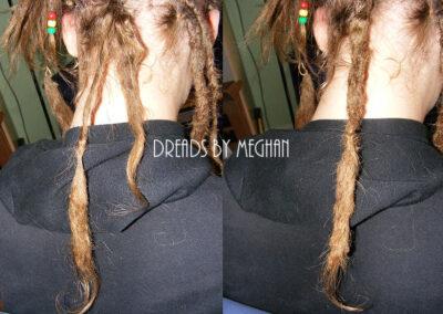 dreads repareren - dreadlocks restaureren - slappe dreads - dunne plekken repareren - Lock Solid Dreadlocks Rotterdam (16)