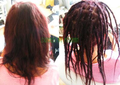 dreads zetten in dun haar - dreads zetten weinig haar - een paar dreads zetten - weinig dreads - dun haar dreadlocks - Lock Solid Dreadlocks Rotterdam (15)