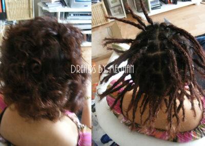 dreads zetten in dun haar - dreads zetten weinig haar - een paar dreads zetten - weinig dreads - dun haar dreadlocks - Lock Solid Dreadlocks Rotterdam (16)
