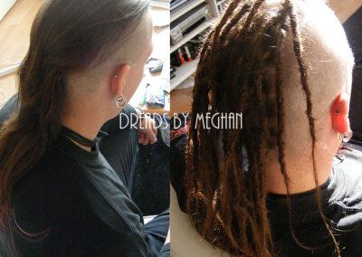 dreads zetten in dun haar - dreads zetten weinig haar - een paar dreads zetten - weinig dreads - dun haar dreadlocks - Lock Solid Dreadlocks Rotterdam (19)