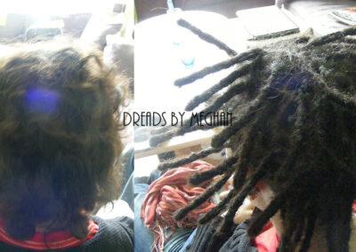 dreads zetten in dun haar - dreads zetten weinig haar - een paar dreads zetten - weinig dreads - dun haar dreadlocks - Lock Solid Dreadlocks Rotterdam (43)